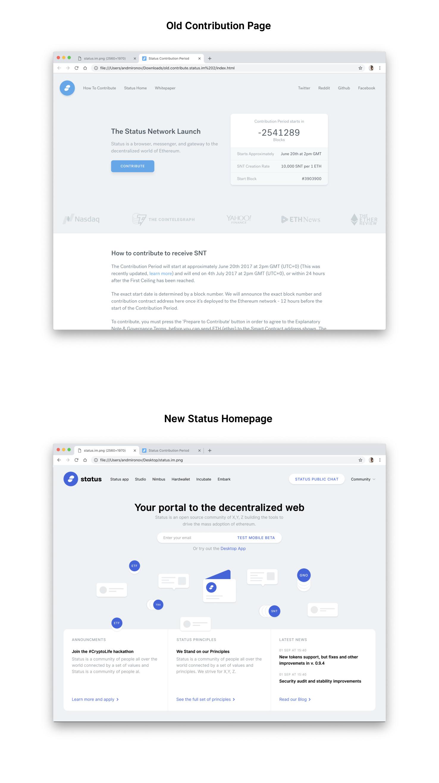 Brand Identity Design Platform – Proposal - Status - All